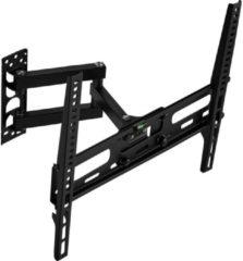 Zwarte TecTake - TV muurbeugel 26-55 inch VESA max 400*400 -draaibaar- 402609