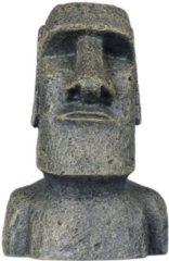 Aqua Della Moai Beeld - Aquarium - Ornament - 11x9x17 cm