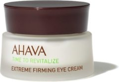AHAVA Time to Revitalize Extreme Firming Eye Cream Oogcrème 15 ml