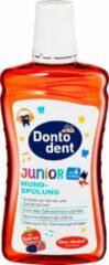 Dontodent Junior Mondspoeling Bes - mondhygiëne - Zonder alcohol (zonder ethanol) (500 ml)