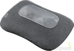 Zwarte Sanitas SMG 141 - Shiatzu massagekussen met roterende massageknoppen