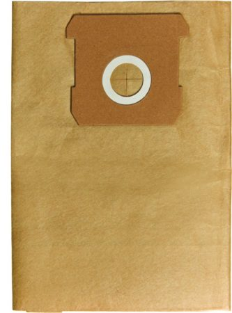 Afbeelding van Einhell Stofzuigerzakken 12 L - Aantal: 5 stuks - Geschikt voor TC-VC 1812 S, TH-VC 1815 & Nat-/Droogzuigers met een ketelinhoud van 12/15 L