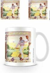 Merkloos / Sans marque ELTON JOHN - Mug - 315 ml - Goodbye Yellow Brick Road Album