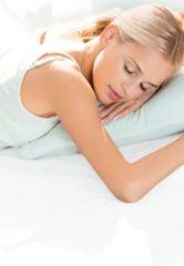 Schlafgut Jersey Stretch Topper Hoeslaken - 95% Gebreide Katoen - 5% Elastan - 1-persoons (90/100x190/220 Cm) - Wit