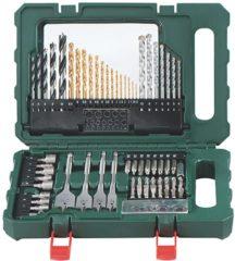 Metabo Accessoireset in koffer met boren, bits en steeksleutels 86-delig