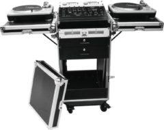 Spezial Kombi-Case, 18 HE DJ-mixer case (l x b x h) 560 x 1220 x 650 mm