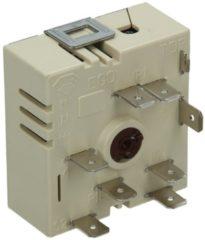 Zanussi Kochplattenschalter EGO 50.57021.010 (rechtsdrehend, Energieregler, stufenlos) für Herd 5057021010