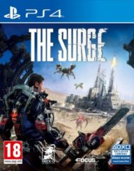 Focus Home Interactive The Surge PS4 (FHI086.BX.RB)