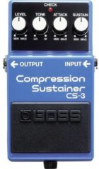 BOSS CS-3 Gitaareffect Compressor/sustainer