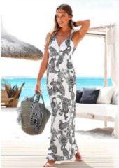 Zwarte LASCANA maxi-jurk