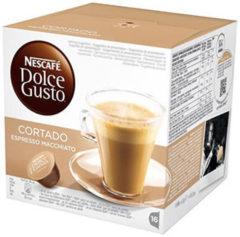 NESCAFÉ Dolce Gusto Dolce Gusto Cortado DECA Espresso Macchiato 3 x 16 CUPS