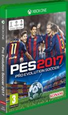 Konami Pro Evolution Soccer 2017 (PES 2017) - Xbox One