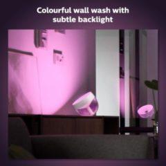 Philips Lighting Hue Tafellamp 26446500 White & Color Ambiance Vast ingebouwd 8.1 W Warmwit, Neutraalwit, Daglichtwit