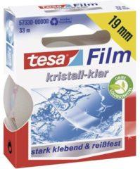 Tesa 57330 57330 tesafilm tesafilm Transparant (l x b) 33 m x 19 mm 1 rol/rollen