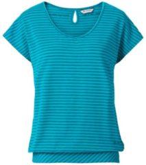 T-Shirt Skomer II 40385-665 aus recycelten Materialien Vaude strawberry