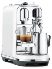 Nespresso Sage Creatista Plus SNE800SST2ENL1 Sea Salt- Koffiecupmachine - Wit