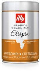 Illy Monoarabica Ethiopië Koffiebonen 250 gram