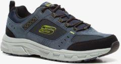 Skechers Oak Canyon heren wandelschoenen - Blauw - Maat 45
