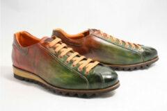 Groene Harris 083 sneakers