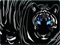 Muismat zwarte tijger - Sleevy - mousepad - Collectie 100+ designs
