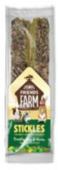 Supreme Tiny Friends Farm Knaagdierstick Timothy Hooi - Kruiden 100 gr