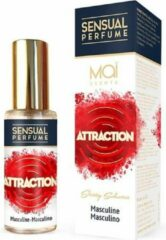 Attraction Mai feromonen parfum voor hem 30 ml - 30ml