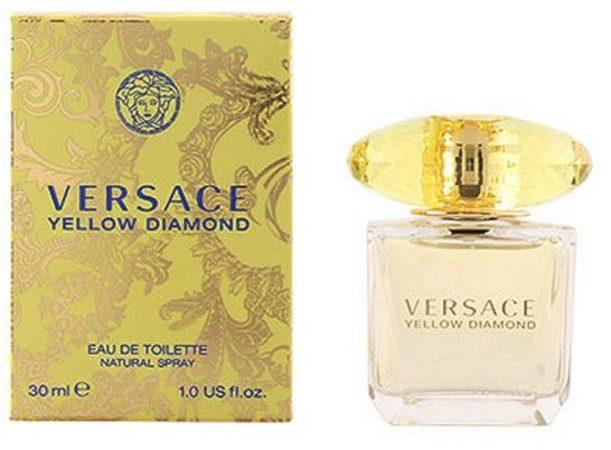 Afbeelding van Damesparfum Yellow Diamond Versace EDT 90 ml