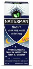 Natterman Nacht voor all hoest kids 150 Milliliter