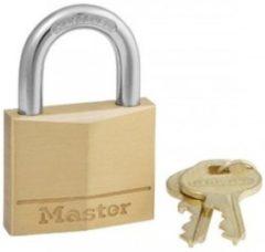 Gouden MasterLock 120EURD - Hangslot - Massief Koper - 20 mm