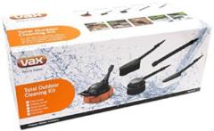 Vax Total Outdoor Reinigungsset für Hochdruckreiniger 1-1-133377-00