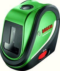Bosch Home and Garden UniversalLevel 2 Set Kruislijnlaser Zelfnivellerend, Incl. statief Reikwijdte (max.): 10 m Kalibratie conform: Fabrieksstandaard (zonder