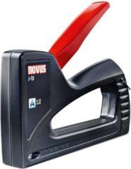 Novus J-13 worker 030-0435 Handheld stapler Staple type Type 53 , Type 37 Staple length 4 - 10 mm