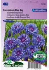 Sluis Garden Dubbelbloemig blauw bloemzaden - Korenbloem Blue Boy