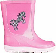 Roze Horka PVC Regenlaarzen kinderen