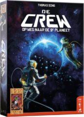 999 Games coöperatiefspel De Crew karton blauw 99-delig