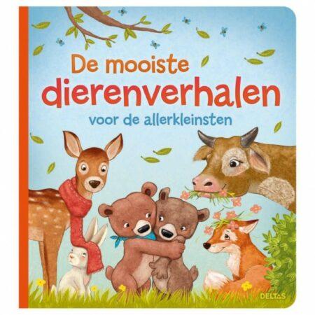 Afbeelding van Zuid-Nederlandse Uitgeverij N.V. / Centrale Uitgeverij Deltas De Mooiste Dierenverhalen Voor De Allerkleinsten 23 Cm