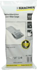 Karcher Kärcher Filtertüten aus Papier (10x) für Staubsauger 6.906-118.0