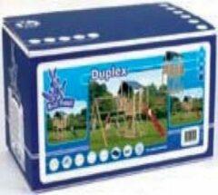 Intergard Houten speeltoestellen speeltoren bouwdoos Duplex