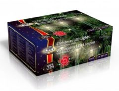 Witte Merkloos / Sans marque Christmas kerstverlichting string 100LED 230V