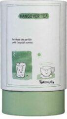 3x Hangover Tea groen Detox (losse thee) - TEAmwork Tea biologisch & Fairtrade