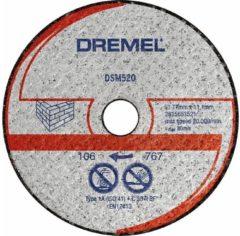 Dremel S520JA DSM20 Schneidscheibe - für Mauerwerk 2615S520JA