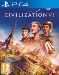 2K Sid Meier's Civilization® VI - PS4