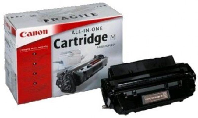 Afbeelding van Canon M Toner Cartridge - Black Tonercartridge 5000pagina's Zwart