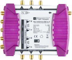 Opticum OMS 9/6p, Multischalter