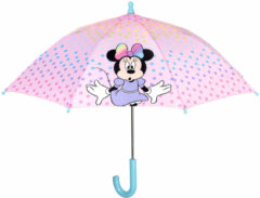 Disney Paraplu Minnie Mouse 76 Cm Meisjes Multicolor