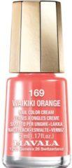 Oranje Mavala Nagellak 144 Mango Orange - Roze