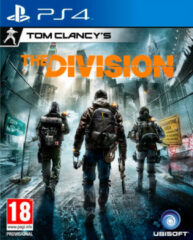 Ubisoft PS4 TOM CLANCY'S THE DIVISION (EU)