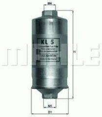 MAHLE ORIGINAL - Brandstoffilter