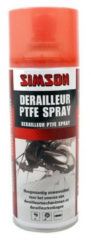 Zwarte Simson Derailleur PTFE Spray 400ml