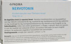 Sanopharm Padma nervotonin 40 Capsules